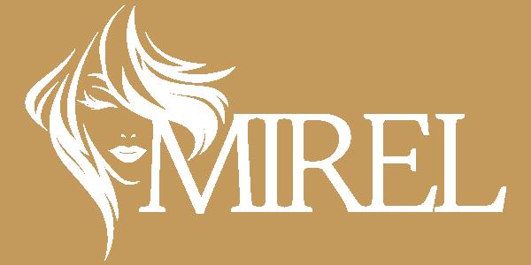 לוגו בצבע לבן מיראל החלקות